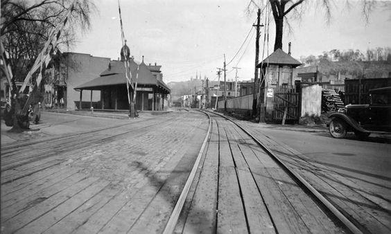 Adams Station 1929