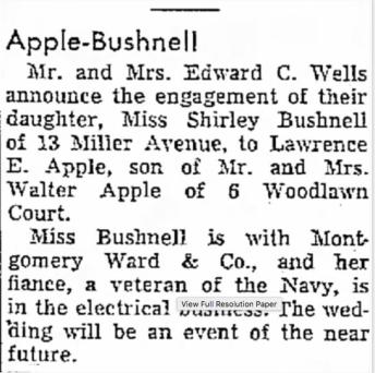Apple-Bushnell-1951